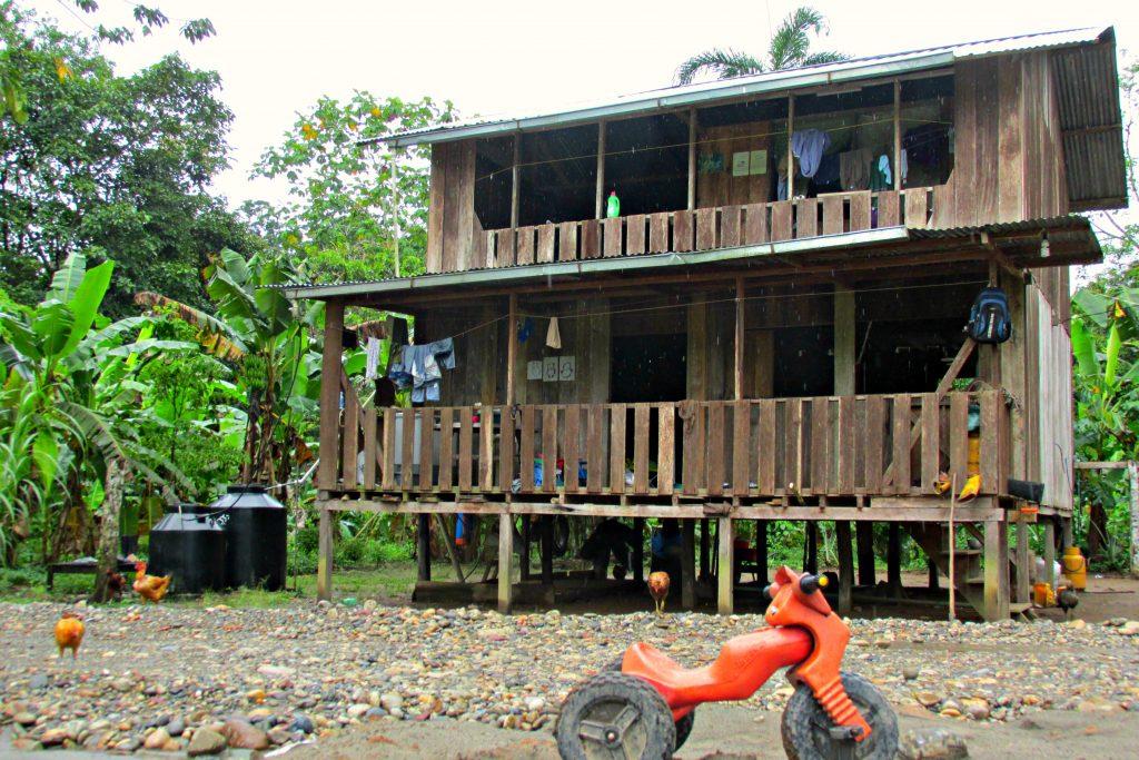 amazzonia ecuador volontariato indigeni scomfort zone