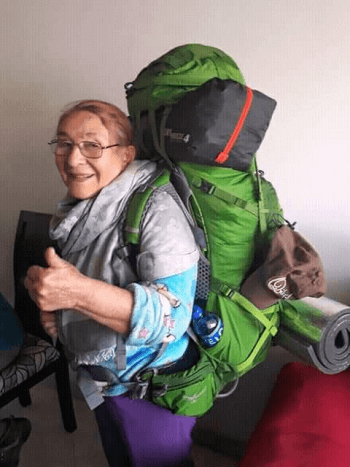 età in viaggio