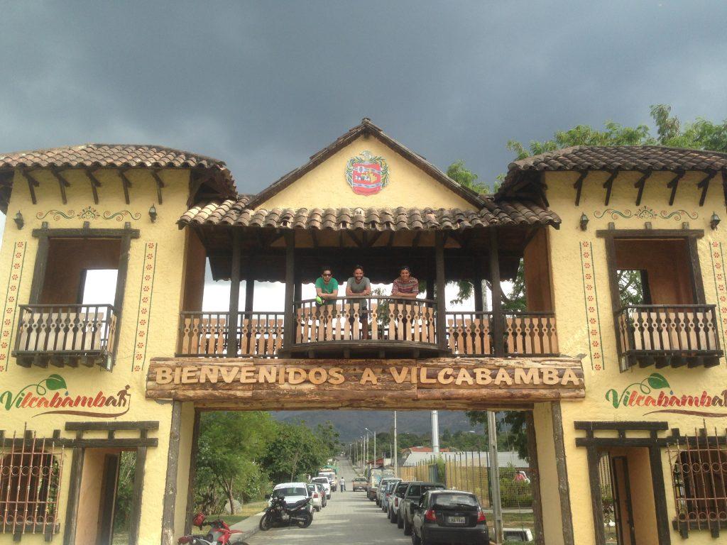 Vicabamba Loja raduno nazionale couchsurfing ecuador
