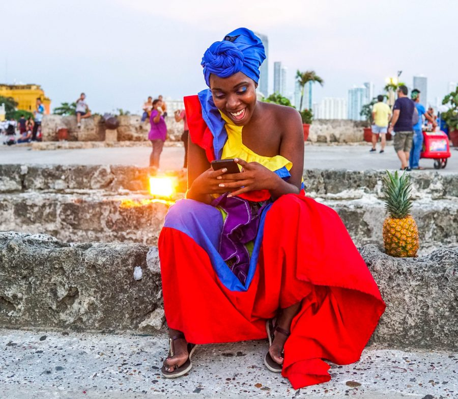 app per viaggiare in Colombia cartagena