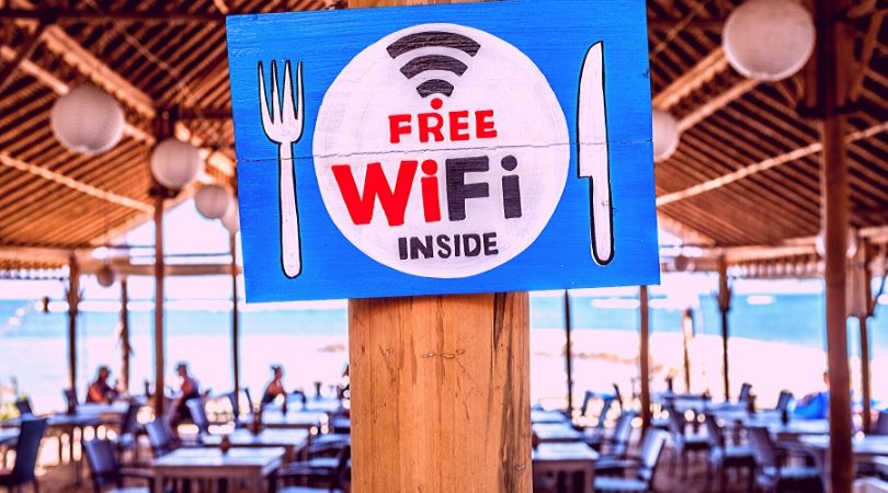 come avere connessione Internet in Iran