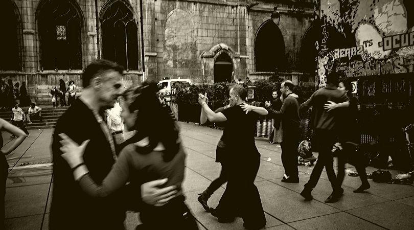 Dove ballare tango a buenos aires argentina