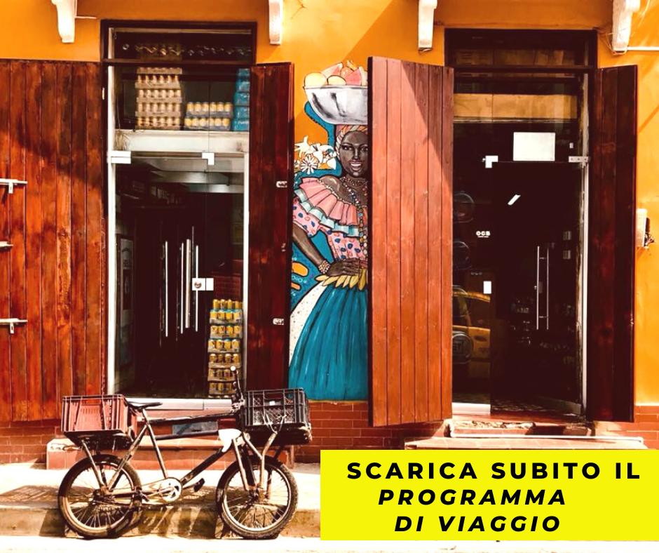 Programma di viaggio in Scomfort Zone Colombia Buena onda luglio 2020