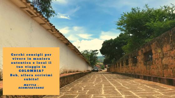 informazioni di viaggio agenzia colombia