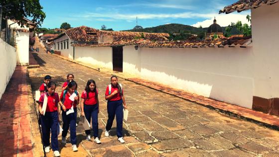 visitare Barichara in Colombia