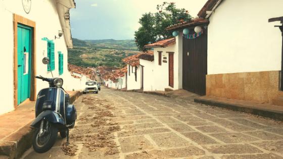viaggio in colombia Barichara dove si trova cosa fare