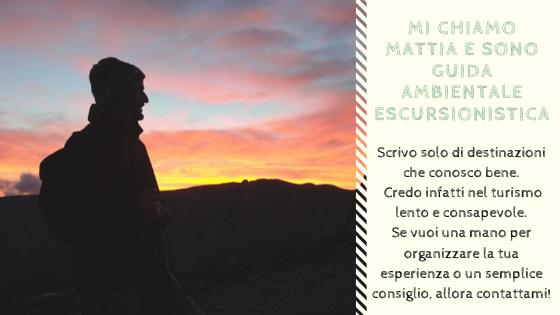 Contatti Mattia Fiorentini Guida Ambientale Escursionistica Parco Nazionale Foreste Casentinesi Forlì-Cesena