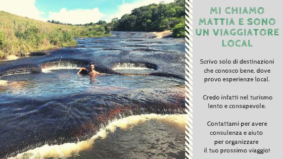consigli per organizzare un viaggio in Colombia Mattia Fiorentini