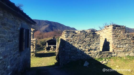 Cosa fare al bivacco Nasseto Trekking in Romagna vicino a Bagno di Romagna