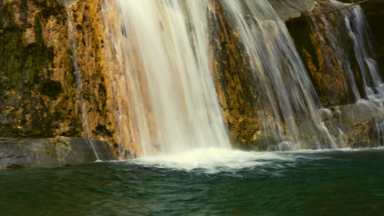 cascata acquacheta forlì-cesena trekking foreste casentinesi