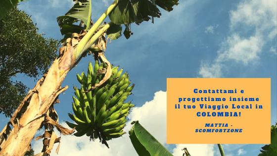 Organizzare viaggio in Colombia i consigli di Mattia Fiorentini Scomfort Zone travel designer viaggio local e consapevole