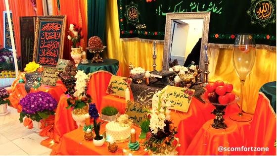 Che cos'è il Nowruz capodanno iraniano si festeggia per il solstizio di primavera cosa fare esperienze local da vivere in Iran i consigli di Mattia Fiorentini Sconfort Zone