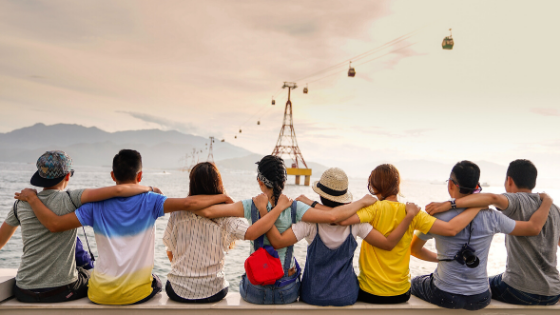 come funziona hang out di couchsurfing viaggiare local ospitalità divano