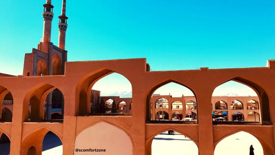 Organizzare un viaggio in Iran cosa sapere come fare consigli di Mattia Fiorentini tour leader e viaggiatore local di Scomfort Zone