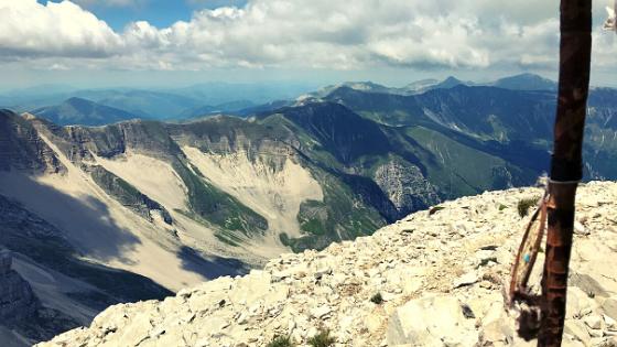 Rifugio Mezzi Litri Associazione Monte Vector zone terremotate arquata del tronto Monti Sibillini