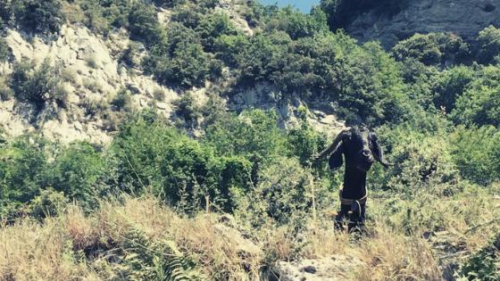 Antonio pastore esperienza local sul sentiero degli dei costiera amalfitana