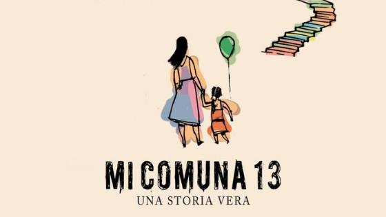 Copertina Mi Comuna 13 di Simone Piccini