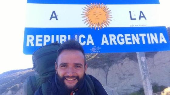 Mattia Fiorentini viaggiatore local e fondatore del progetto Scomfort Zone