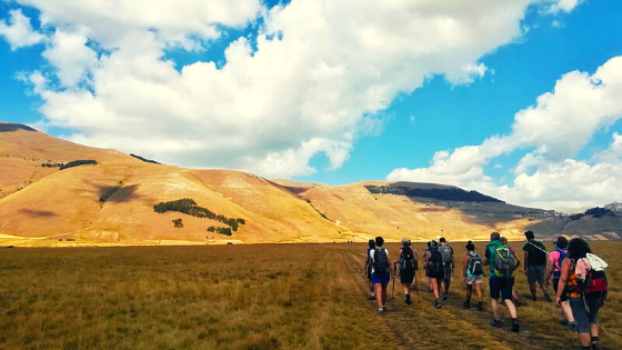 scomfort zone trekking ed esperienze in italia e nel mondo